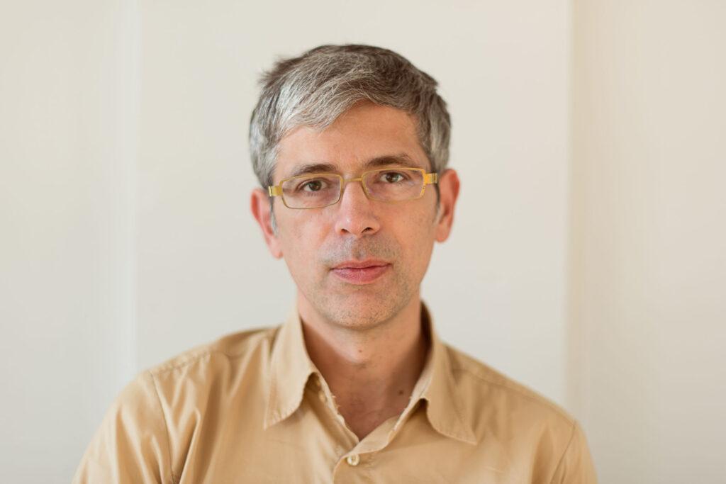 Headshot of Micheel Wassouf