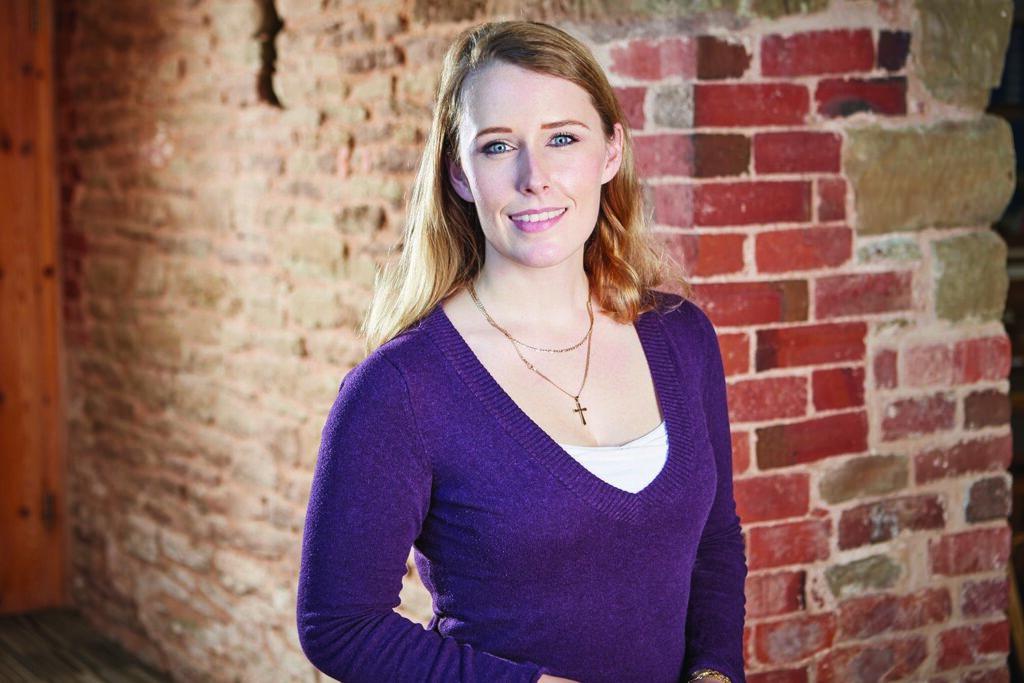 Ann-Marie Fallon headshot