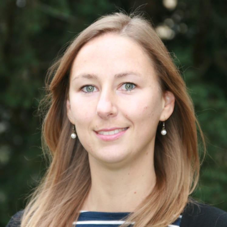 Headshot of Corinna Geigner, Head of Building Certification at the Passive House Institute